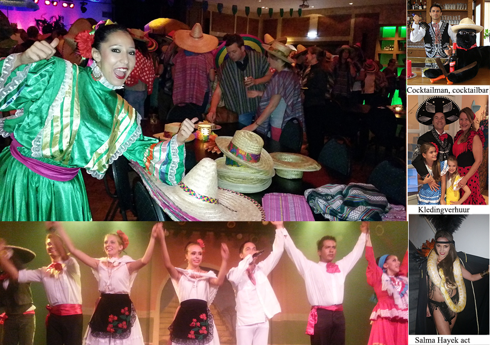 Mexicaans feest
